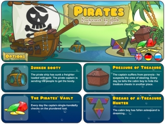 'Pirates - Enchanted by Gold': now available for iPhone