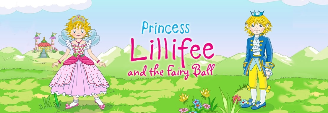 Princess Lillifee celebrates a great Fairy Ball!
