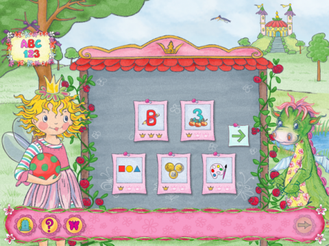Both preschool titles of the 'Successfully Learning' series are now available for iPad