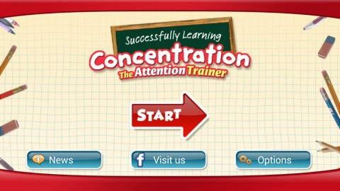 Concentration – The Attention Trainer